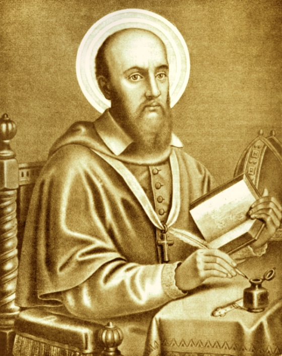 saint francisis desales quote for valentines day - Bishop Finn To The National Catholic Reporter…Stop Calling